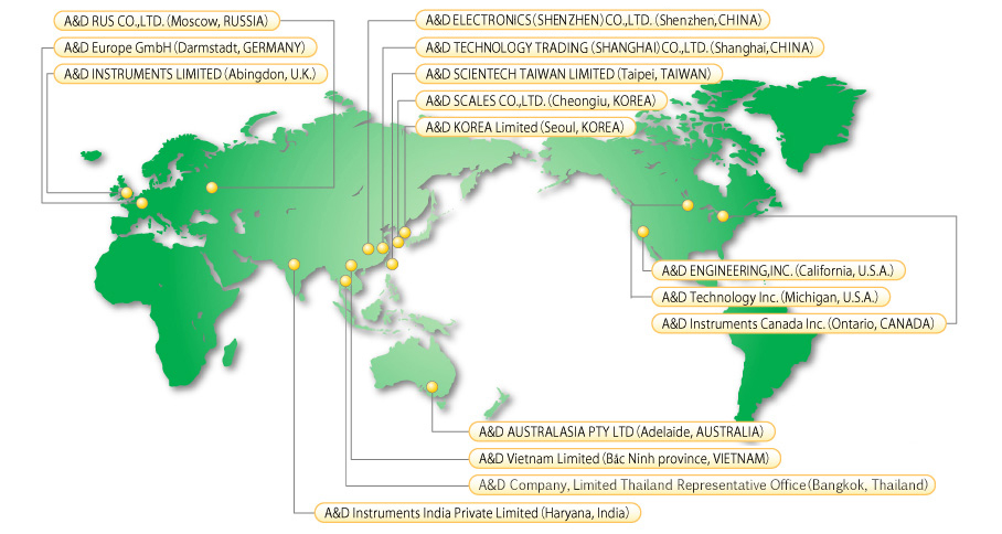 A&D World Wide Network