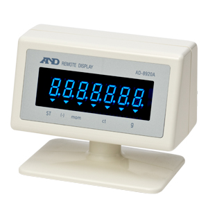 AD-8920A Remote Display