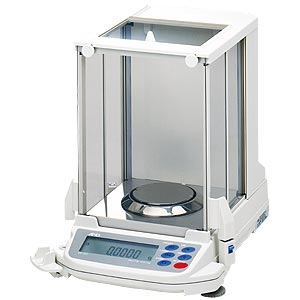 GR Series Analytical Balances with an Internal Calibration Mass