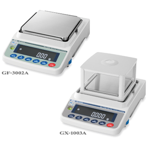 GX-A/GF-A Series Multi-functional Precision Balances