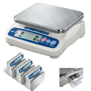 SJ-HS Series Tabletop Digital Scales